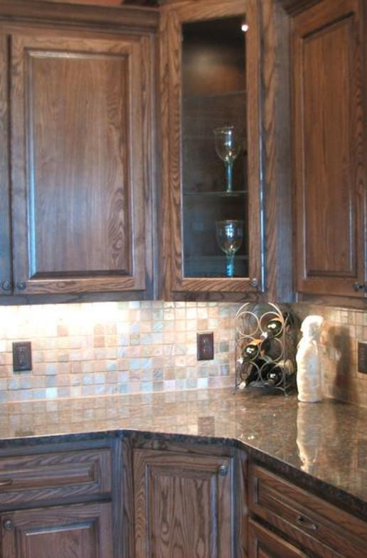 McColum Buit Homes Custom Cabinets